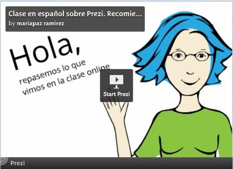 Prezi: tutorial en español (by mariapaz ramirez on Prezi) | Uso de las TICS en el aula. Ple y entorno de aprendizaje. | Scoop.it
