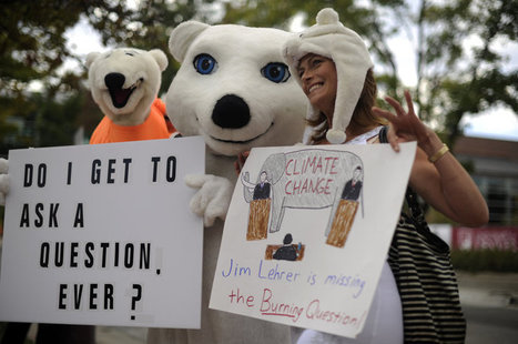 Pissed Off Polar Bears Home | Activism, Protest, Citizen Movements, Social Justice | Scoop.it