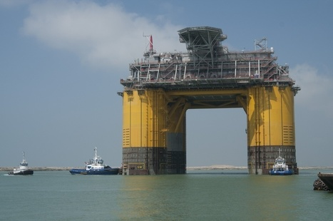 PHOTOS: Shell is moving mountains for deep-water Gulf oil   Wines and Terroirs   Scoop.it