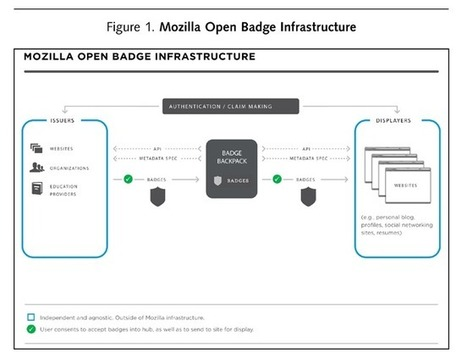 Case Study 6: Mozilla Open Badges | EDUCAUSE.edu | Badges & Gamification | Scoop.it