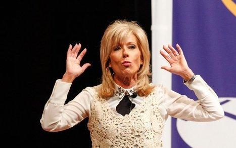 Powerful Evangelical Women Split From Male Church Leaders to Slam Trump | Soul & Spirituality | Scoop.it