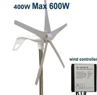 400 Watt 12V DC Wind Turbine | Organic Farming | Scoop.it