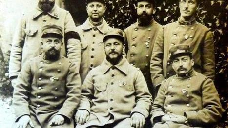 Première Guerre mondiale. Des carnets d'officiers publiés sur l'internet | Nos Racines | Scoop.it