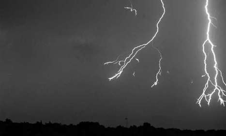 High-speed camera captures amazing lightning flash | Sustain Our Earth | Scoop.it
