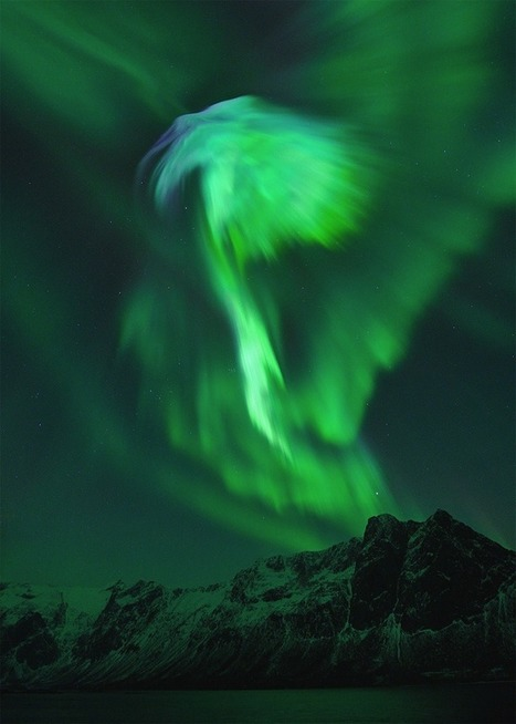Spectacular Aurora Borealis Photos Taken This Week - My Modern Metropolis | Awesome Photographies | Scoop.it