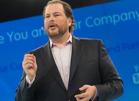 Salesforce to acquire Exact Target: I now pronounce you 'Marketing Cloud' | ZDNet | CRM - Salesforce.com PRIMER by Digital Viscosity | Scoop.it