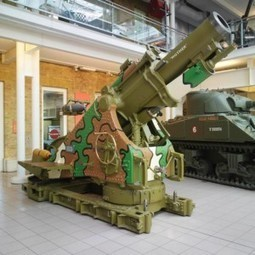 British 9.2 inch Howitzer – Walk Around | History Around the Net | Scoop.it