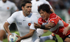 Rugby World Cup 2011: Lievremont names unchanged France squad for semifinals - The Guardian | RWC - Rugby World Cup 2011 | Scoop.it