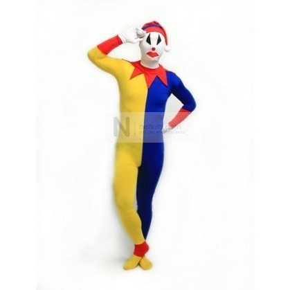 Mens Spandex Costumes for Funny Clown   Nefsuits   Scoop.it