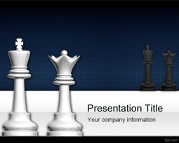 Chess PowerPoint Template | Free Powerpoint Templates | Powerpoint Designs Free Download | Scoop.it