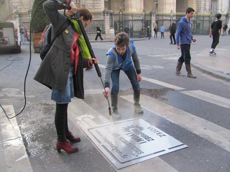Les écolos veulent nettoyer la ville au karcher | SALADE LYONNAISE | Elections Municipales Lyon 2014 | Scoop.it