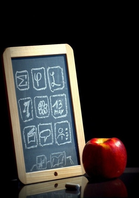 Mark Anderson's Blog » iPad in schools 102 | Classrooms and schools are for 21st century learners | Scoop.it