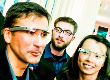 Google Glass: Yet another example that Google doesn't understand 'social'? | ZDNet | Google Glass | Scoop.it