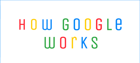 How Google Actually Works [Infographic] | SEO Tips & Updates | Scoop.it