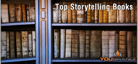 Top Storytelling Books | You Brand Inc | How to find and tell your story | Scoop.it