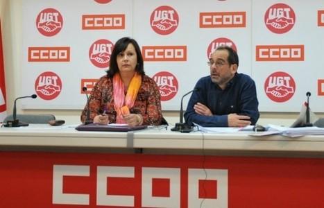 Cada día un trabajador fallece en accidente laboral en España - Cambio16 Diario Digital   Proceso Productivo de Goma   Scoop.it