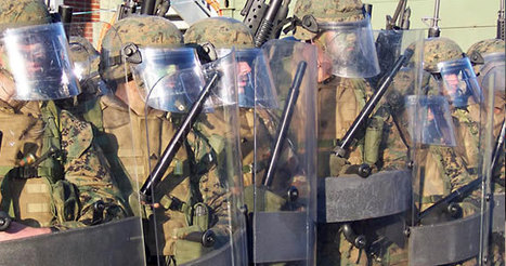 It's not just Homeland Security: US Army orders riot gear too #NDAA | Criminal Justice in America | Scoop.it