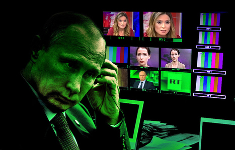 How The Truth Is Made At Russia Today | Daily Crew | Scoop.it