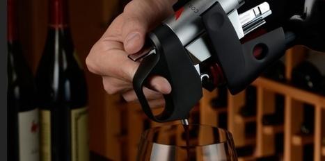 Vous allez pouvoir déguster une bouteille de vin sans la déboucher | DigitalWine | Scoop.it
