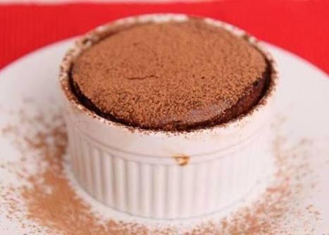 Chocolate Recipe-Nutella Souffle   desserts   Scoop.it