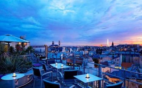 The best terraces to enjoy a drink in Paris | Paris restaurants | Scoop.it
