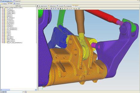LEWIS Wire - Siemens PLM Software introduceert Teamcenter 9 | Top CAD Experts updates | Scoop.it