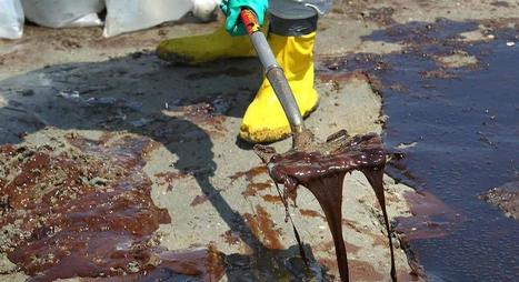 BP reaches $18.7 billion settlement in Gulf spill | All about water, the oceans, environmental issues | Scoop.it