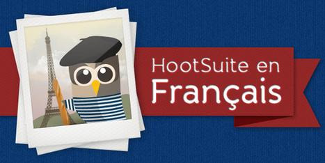 Oui! HootSuite est maintenant en Français avec une nouvelle App: Viadeo! | Les réseaux sociaux | Scoop.it