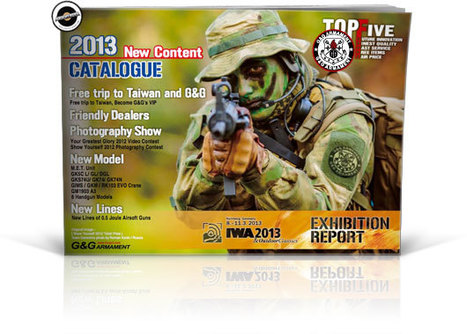 Several catalogs marks Airsoft PDF download version in Englis | Airsoft Rider Shop | Scoop.it