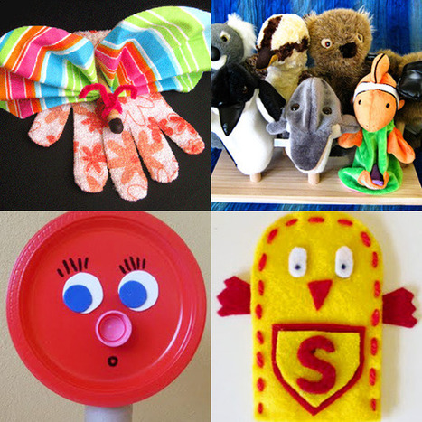 Literacy Spot #51: Playing With Puppets | Education Resources | Scoop.it