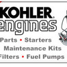 Searching for Engine Parts From Kohler.