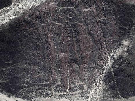 PHOTOS. De l'araignée à l'astronaute : les mystérieux géoglyphes de Nazca | Les déserts dans le monde | Scoop.it