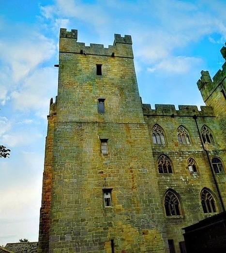 A Cork, A Fork, and A Passport: Langley Castle: A Real Life Fairytale Experience | It's Time to Travel | Scoop.it