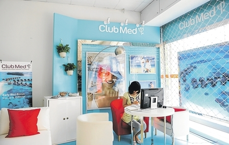 Le Club Med étend sa distribution - Les Échos | méthode marketing pour la mise en valeur d'un service | Scoop.it