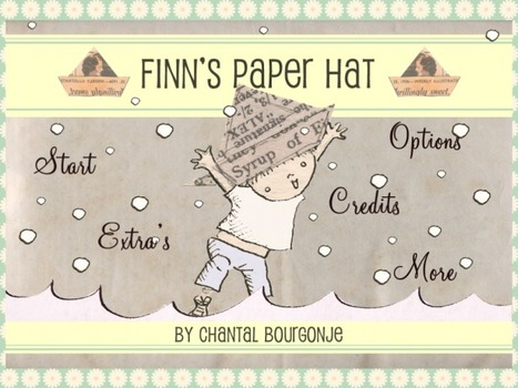 iPad Book App Review Finn's Paper Hat HD | Publishing Digital Book Apps for Kids | Scoop.it
