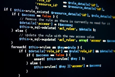 42 ressources pour apprendre à coder | Time to Learn | Scoop.it