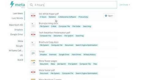 Meta Search, para buscar entre nuestro Gmail, Evernote, Google Drive, Dropbox y más | El rincón de mferna | Scoop.it