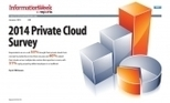 2014 Private Cloud Survey - InformationWeek | Cloud | Scoop.it