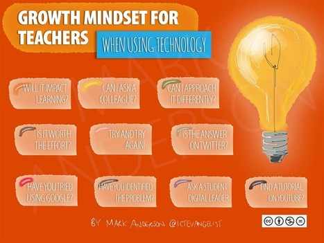 Growth mindset for teachers | Universidad 3.0 | Scoop.it
