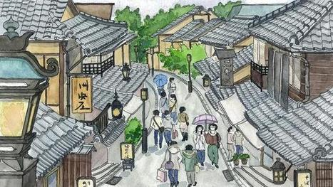 The walk that made me love Japan | Contemporary fiction | Scoop.it