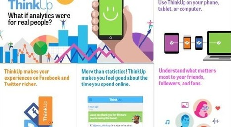 ThinkUp - A Totally New Take On Analytics | Data Science | Scoop.it