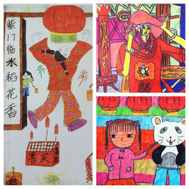 Ms Wendi's World Wonders: They're here!! China Comes Alive Through Art! | Connect All Schools | Scoop.it