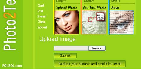 10 Best Online Tools to Create ASCII Art for Your Facebook or Webpage etc | ASCII Art | Scoop.it