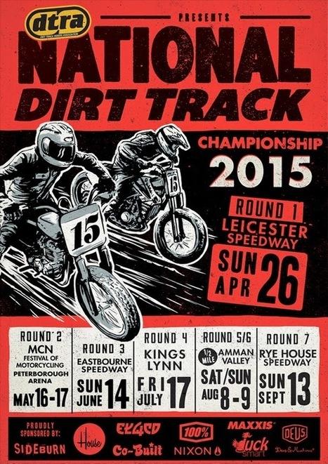 DTRA 2015 - First practice | California Flat Track Association (CFTA) | Scoop.it