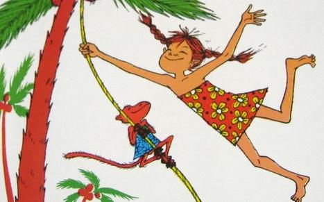 Fifi Brindacier, des histoires racistes, chargées de colonialisme ? | Les Enfants et la Lecture | Scoop.it