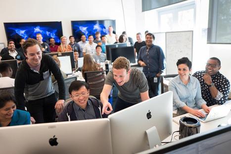 Facebook Live Video, ecco spiegata l'ossessione di Zuckerberg | InTime - Social Media Magazine | Scoop.it