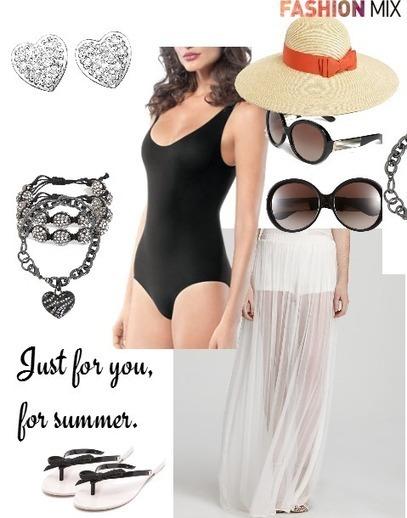 summer look | FashionMix | Scoop.it