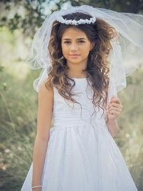 Add Love to Your Daughter's Closet with Beautiful Flower Girl Dresses | Boys Communion Suits | Scoop.it