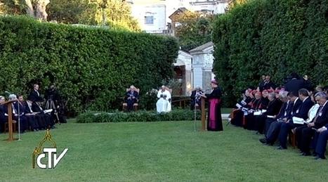 Oração pela paz com papa Francisco, patriarca Bartolomeu, Mahmoud Abbas e Shimon Peres: Prece da comunidade cristã | Secretariado Nacional da Pastoral da Cultura | Fé e Cidadania | Scoop.it