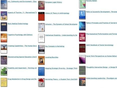 Ebraryn käytetyimmät e-kirjat, TOP 24 | E-kirjat | Scoop.it